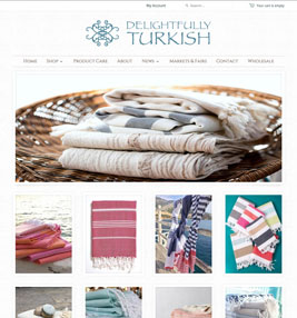 Delightfully Turkish Online Store
