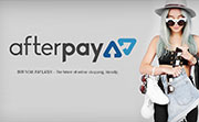 Afterpay Ecommerce Payments Now Available.